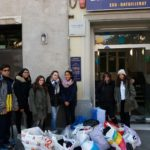 Campanya de recollida de roba d´hivern pels refugiats de Ventimiglia (Italia)